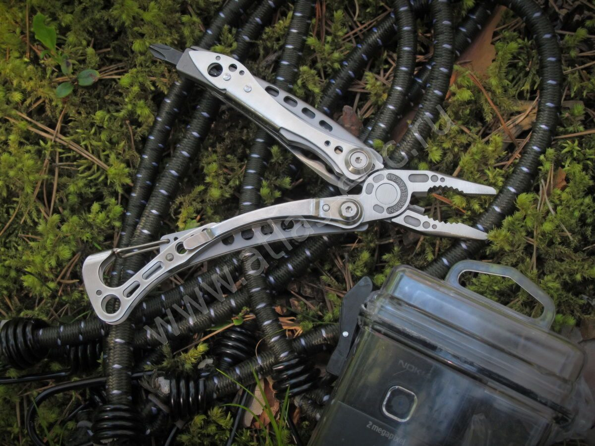 "Мультитул Leatherman ""Skeletool"" 830920"