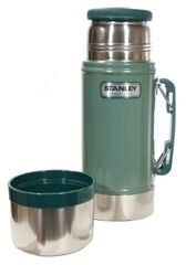 Термос STANLEY широкое горло Legendary Classic Food Flask 10-01229-020 0,7л. зеленый